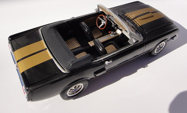 Revell 64 1 2 Convertible And The 66 Shelby Gt350h The Wheels