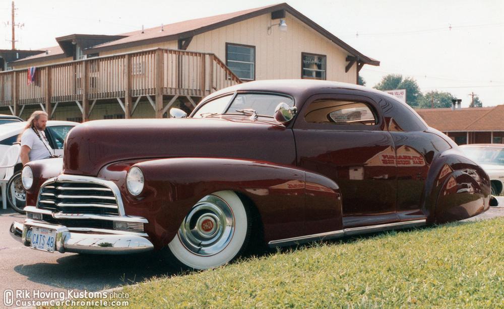 Custom Car ChronicleCustom Car Chronicle